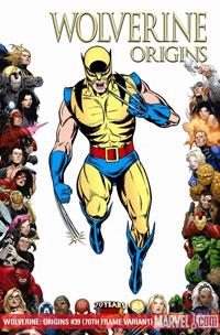 Wolverine: Origins #39 cover