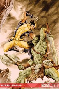 Wolverine: Origins #41 cover