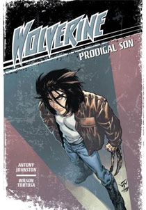 Wolverine: Prodigal Son cover