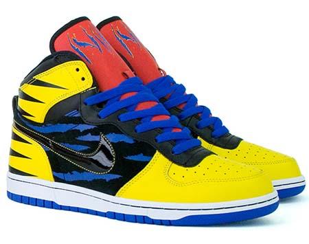 Wolverine sneakers