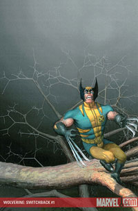 Wolverine: Switchback cover