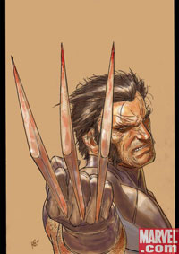 Wolverine: Weapon X #1 cover