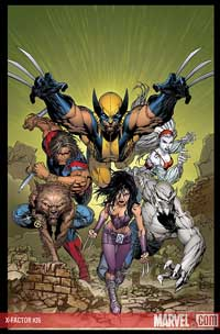 X-Factor #26 cover