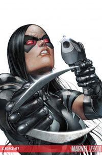 X-Force #17 cover