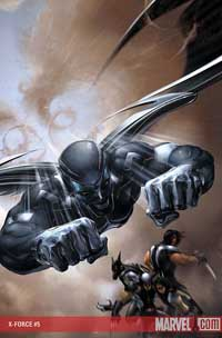 X-Force #5 cover