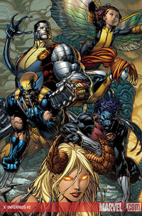X-Infernus #2 cover
