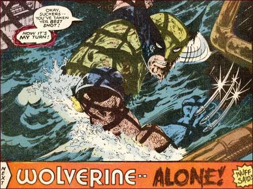 X-Men #132 final panel