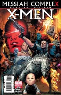 X-Men #207 cover