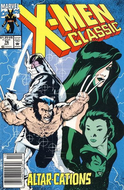 X-Men Classic #76