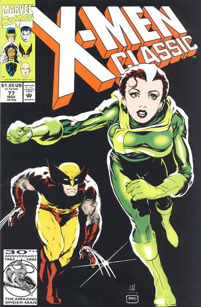 X-Men Classic #77