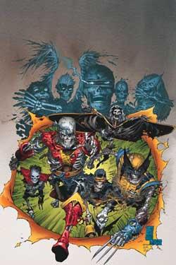 X-Men: Deadly Genesis #1 cover