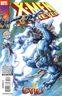 X-Men Forever #3 cover