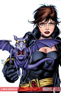 X-Men Forever #4 cover