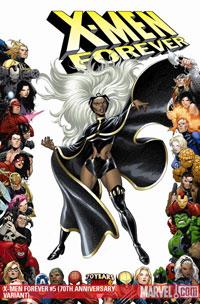 X-Men Forever #5 cover