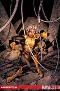 X-Men Forever #6 cover