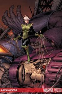 X-Men Forever #8 cover