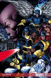 X-Men: Legacy #208 cover