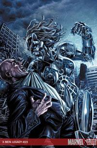 X-Men Legacy #223 cover