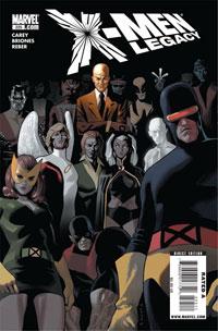 X-Men Legacy #225 cover