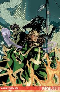 X-Men Legacy #226 cover