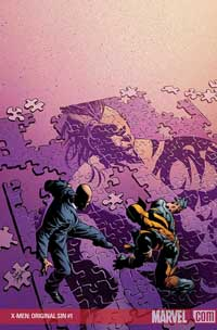 X-Men: Original Sin #1 cover