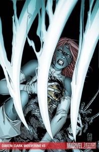 Daken Dark Wolverine #3