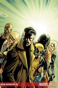 New Avengers 6