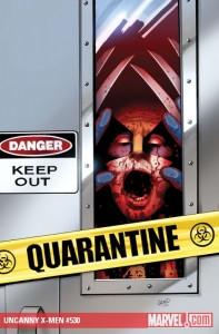Cover to Uncanny X-Men #530