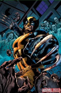 Cover to Wolverine: The Best There Is #1