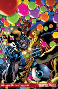 Wolverine: The Best There Is #2 cover