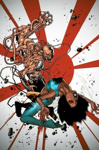 Generation Hope #3 cover