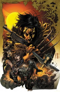 Wolverine #1000 cover