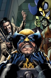 Wolverine: The Best There Is #3 cover