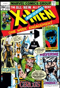 X-Men # 111 Cover
