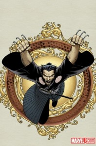 5 Ronin #1 cover
