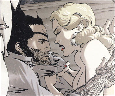 Logan and Seraph