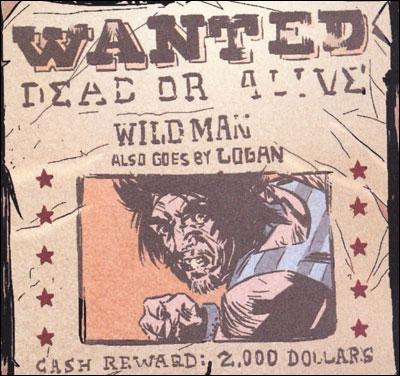 Logan Wanted