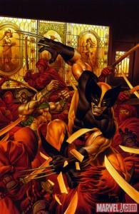 Wolverine/Hercules: Myths, Monsters & Mutants #1 cover