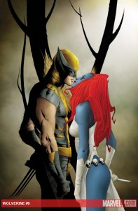 Wolverine (2010) #9 cover