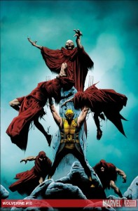 Wolverine (2010) #10 cover