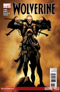 Wolverine #11 (2011) cover