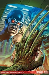 Wolverine: Best There Is #7 cover
